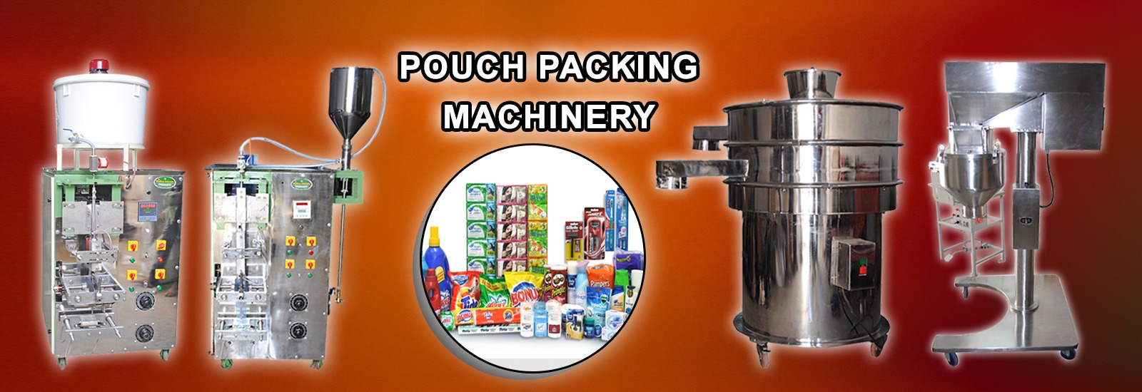 Packaging Machinery Exporter, Packaging Machinery