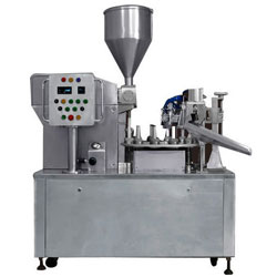 automatic tube filling machine, Packaging Machinery Exporter